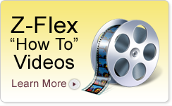 Z-Flex How To Videos