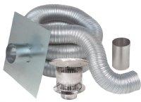 Aluminum Liner Kit Z Flex 174 Chimney Liner Kits Gas