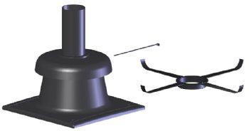 Z Dens Polypropylene Venting System Novaflex