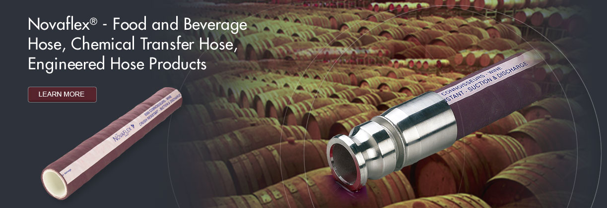 Novaflex Food & Beverage Hose