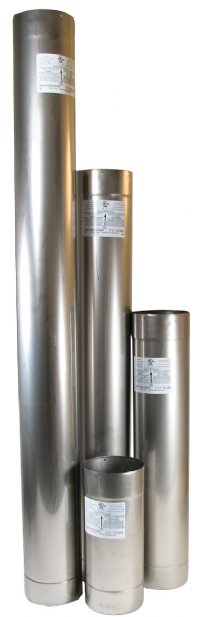 Stainless steel rigid liner