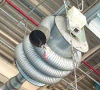Garage Exhaust Indoor Fume Control Novaflex